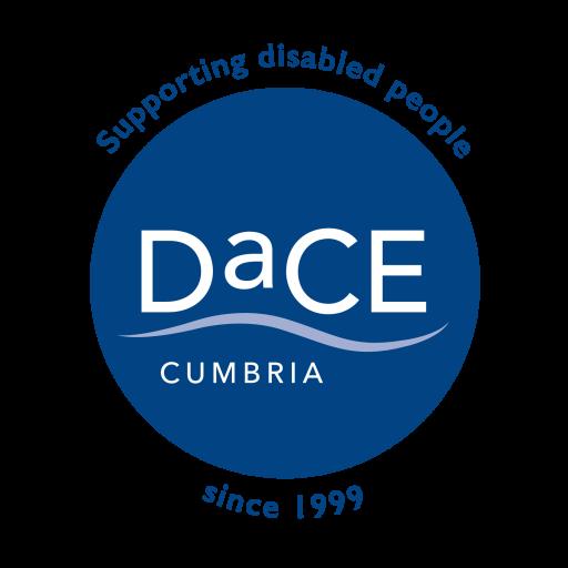 DaCE Cumbria log. #Disability #Cumbria #Independence #Charity